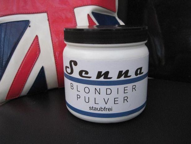 Пудра-порошок для осветления волос Senna made in Germany