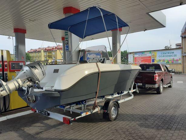 Ocean 630 łódź motorowa