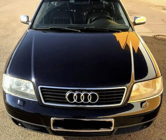 Разборка Audi A6C5 1999 год 2.4 Бензин МКПП