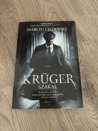 Kruger szakal Marcin Ciszewski