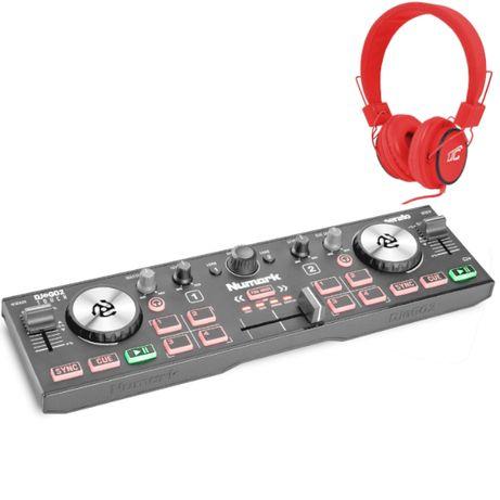 Numark DJ2GO2 Live Stream dla DJa
