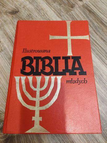 Ilustrowana Biblia dla młodych
