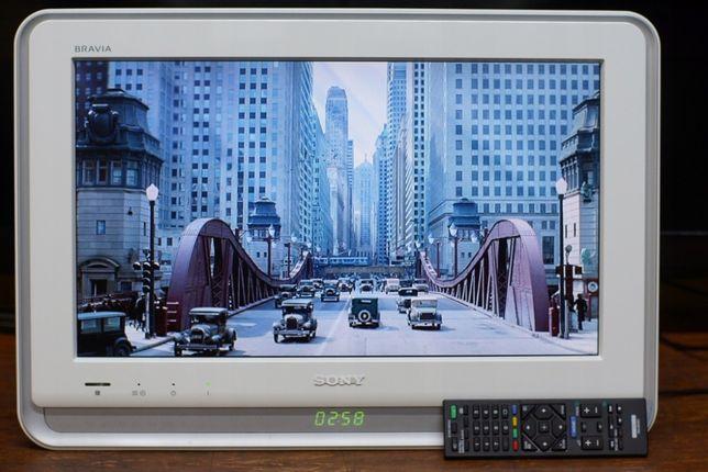 Tv Lcd 19 cali SONY KDL-19S5700 Dvb-t Mpeg-4 Usb