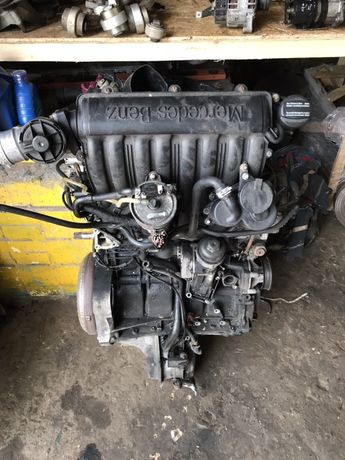 Двигатель мотор mercedes a170 vaneo 1.7 cdi двигун мерседес 1.7 ванео