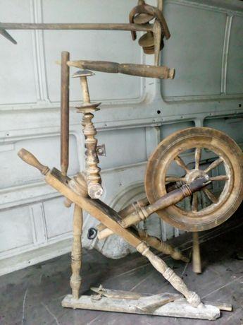 Zabytkowy kołowrotek