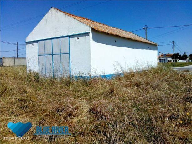 Terreno 12 000 m2 com armazém 120 m2 Lagameças Palmela