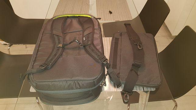 Nowa torba-plecak Thule Subterra 40L z pokrowcem na laptopa/tableta