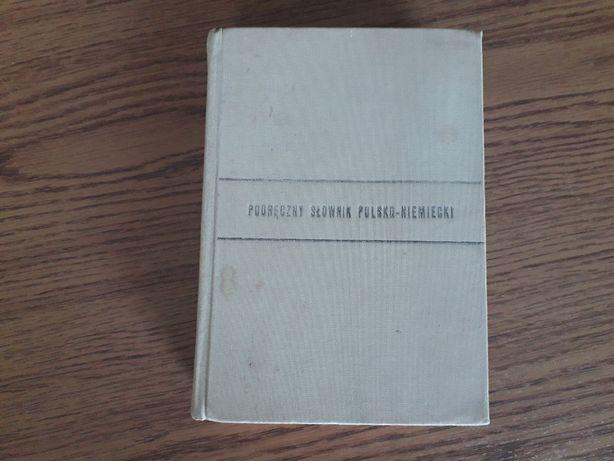 podręczny słownik polsko-niemiecki