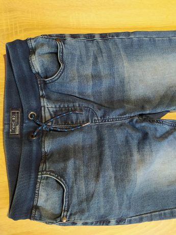 Spodnie jeansowe Next 140