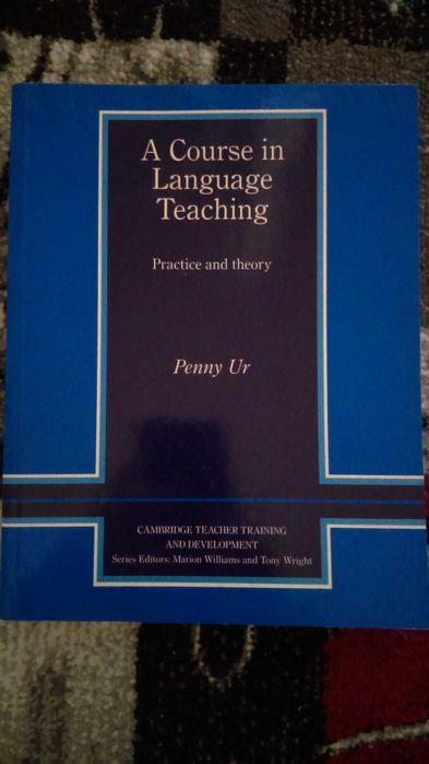 A Course in Language Teaching practice and theory Radom - image 1