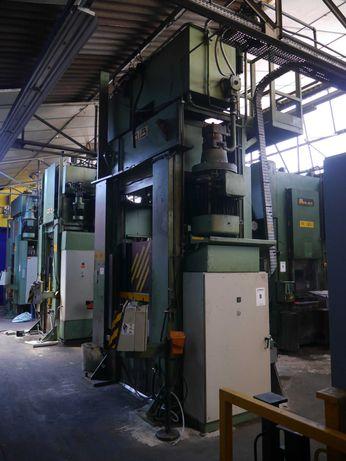Prensa hidráulica MIB 320 TON