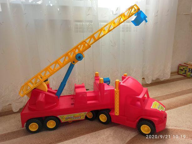 Пожарная машина Wader