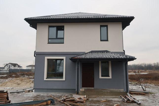 Продам дом, Белогородка ул.Каштановая 49, 128м2, 5соток, все ком. Лес