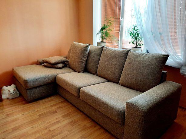 Диван-куток,кутовий диван,уголок в гостинную,меблі в вітальню,диван
