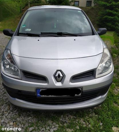 Renault Clio Sprzedam samochód renault clio 3 benzyna+LPG