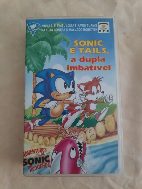 Sonic e Tails, VHS