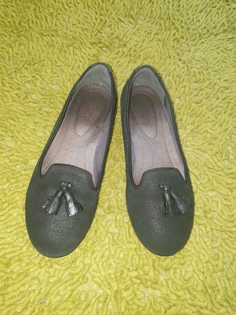 Туфельки в школу Ecco Экко размер 35