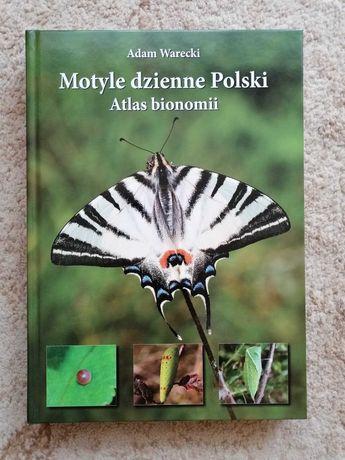 Motyle dzienne Polski. Atlas bionomii TW w.2021