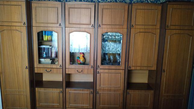 Стенка шкаф в гостиную Продано