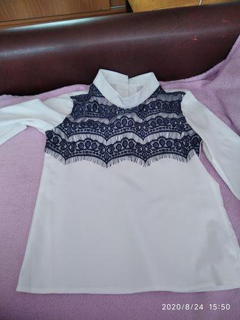 Блуза. Блуза Барбарис. Школьная блуза