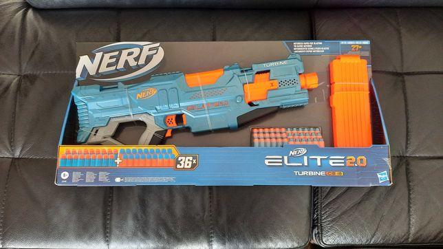 NERF ELITE 2.0 (Turbine CS-18 ) - 36 strzałek. Oryginalnie zapakowany.