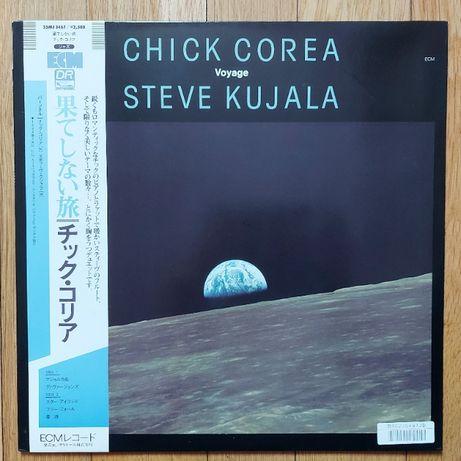 Chick Corea, Steve Kujala – Voyage, Japan, 25MJ 3467, IGŁA