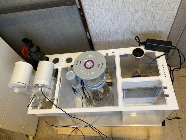 Готовый Акриловый Самп для МА 77*40*39 см со всем оборудованием