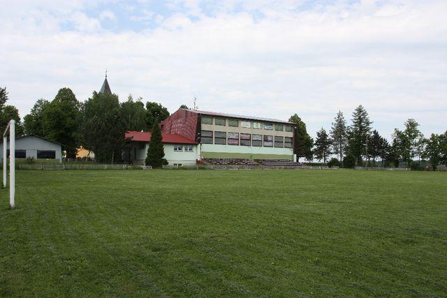 Hala sportowo -usługowa, sala gimnastyczna, boisko piłkarskie, działka