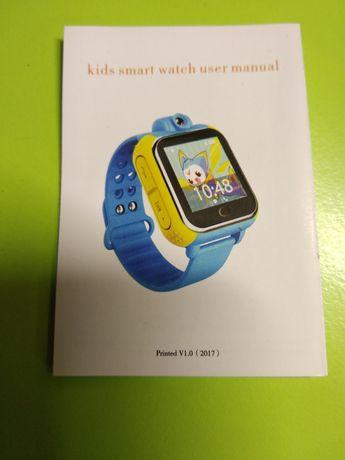 Детские смарт часы телефон  с камерой