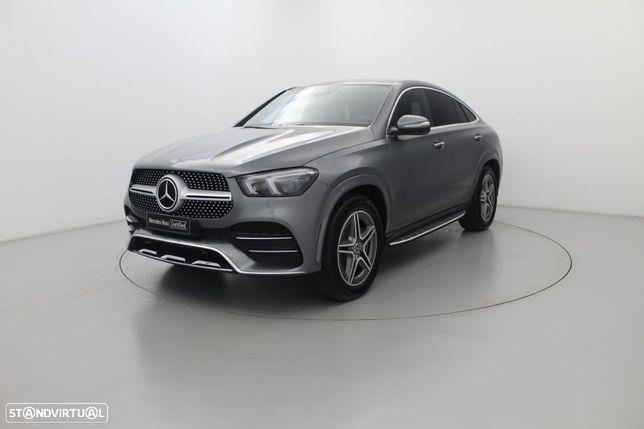 Mercedes-Benz GLE 400 Coupé d 4Matic