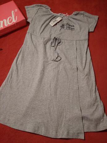 Nowa koszula ciążowa /do porodu Pinel S/M