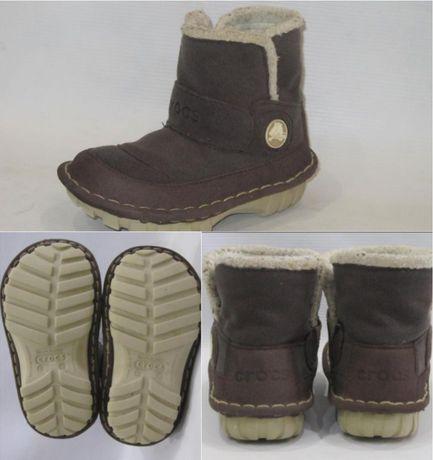 Ботинки crocs Деми сапоги