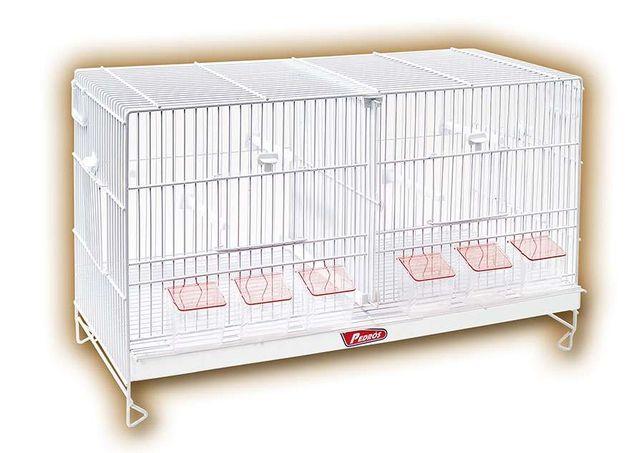 Gaiolas para pássaros Pedros 60cm , criação pássaros, viveiros,