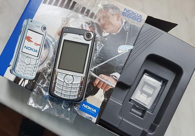 Unikat Jedyna Fabrycznie NOWA Nokia 6680