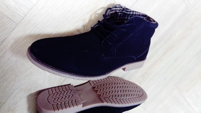 Мужские ботинки. Германия.