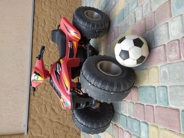 Квадроцикл детский 4 мотора