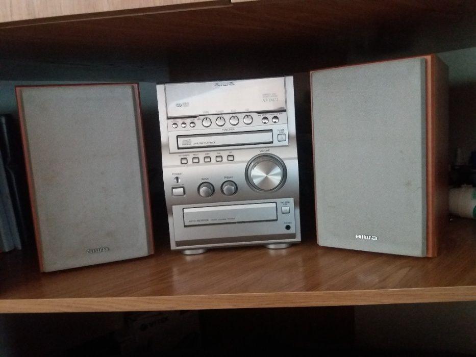Музыкальный центр Aiwa XR-EM71 Глухов - изображение 1