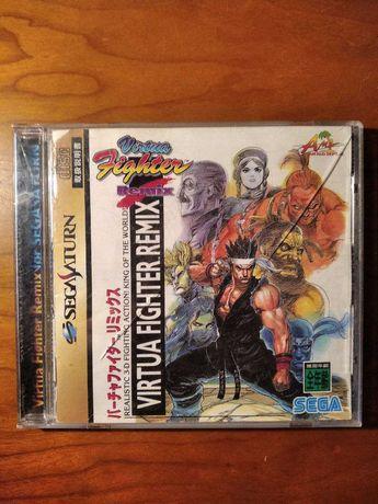 Virtua Fighter Remix - JAP Version - Sega Saturn