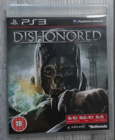 Gra Dishonored PS3
