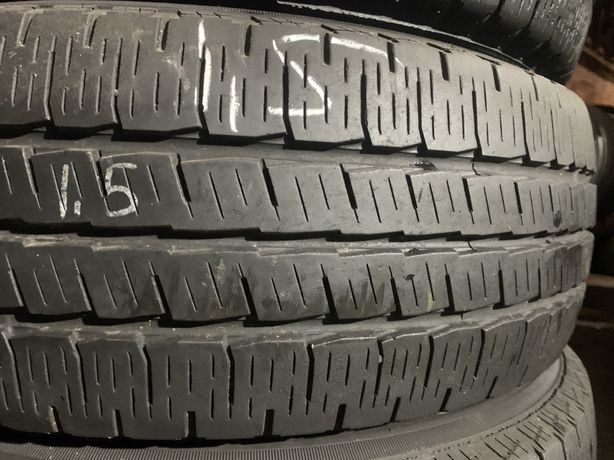 215/65 R 16C Pirelli Carrier All season ПАРА