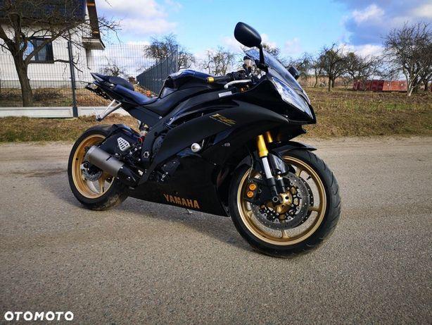 Yamaha R6 R6 rj 15 Gold Piekna Niemcy
