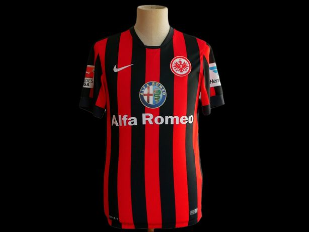 Camisola oficial Eintracht Frankfurt