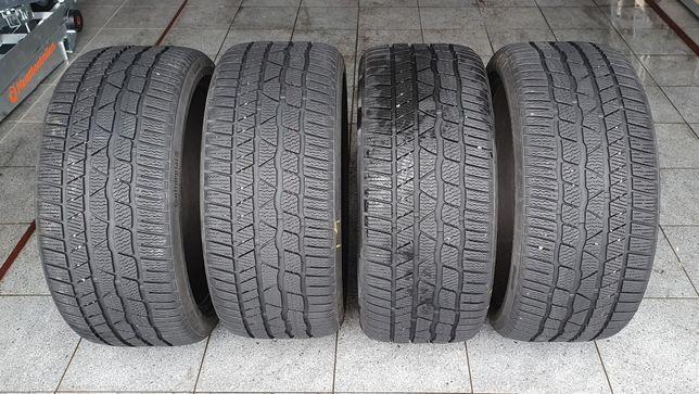 2 x Opony Continental Zimowe TS830 P 255/35 R19 6,7 mm