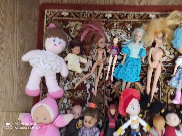 Ляльки від 20 гривень