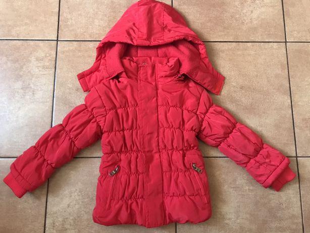 куртка теплая демисезонная 2-3 года