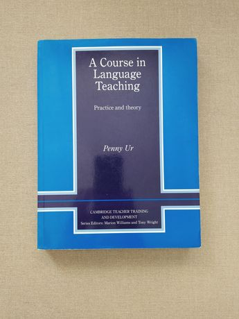 A course in language teaching, Penny Ur
