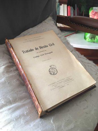 Tratado de Direito Civil- Dr Luiz da Cunha Gonçalves. 15 volumes -1.