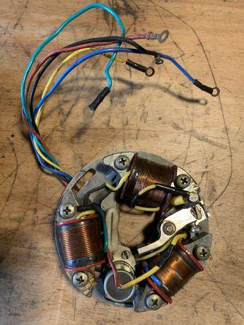 Prato bobines + volante vespa PX e GTR 125