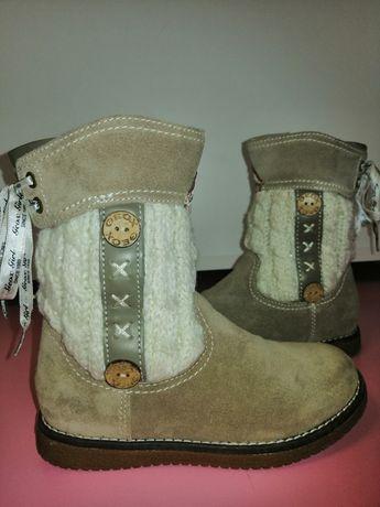 Сапоги GEOX, демисезонные сапоги, сапоги на девочку, ботинки
