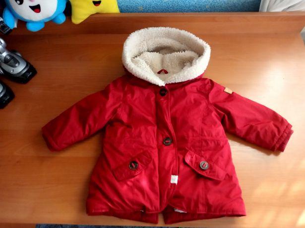 Куртка парка Zara BabyGirl